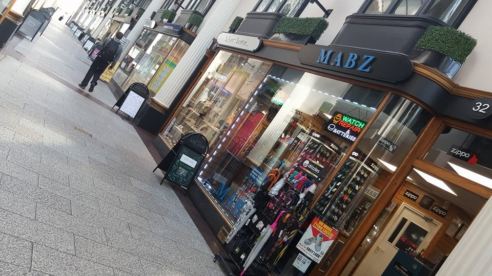 Mabz offering incredible discounts at The Arcade in Bristol