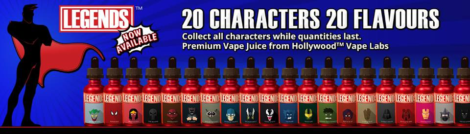 Check out all the flavours and alternative to smoking at Flavour Vapour!