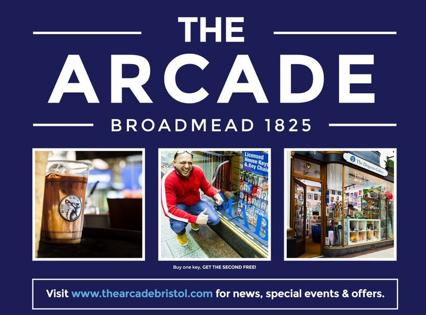 Independent Shopping at The Arcade
