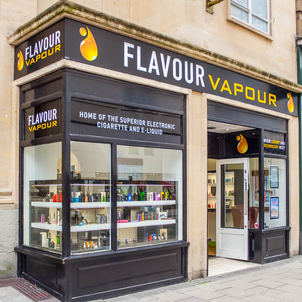 Flavour Vapour at The Arcade in Broadmead, Bristol