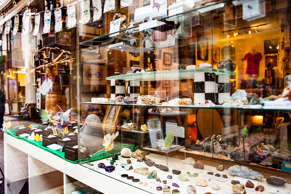 The Dragons Gallery in Bristol | Crystals, Fossils, Tarot and New