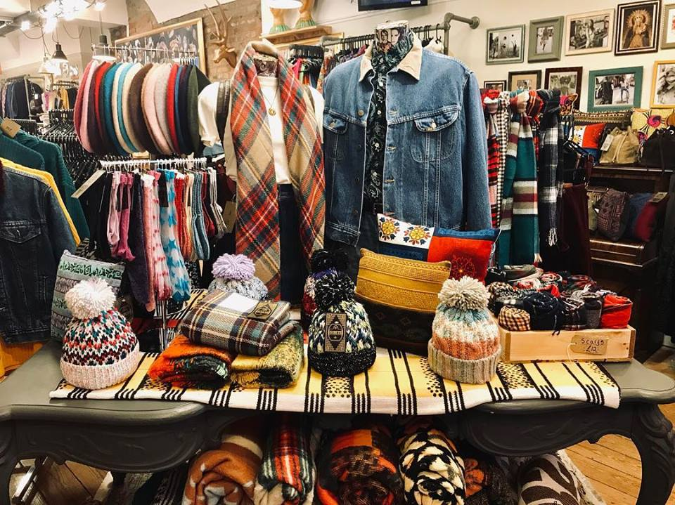 Sobeys Vintage Clothing at The Arcade in Broadmead